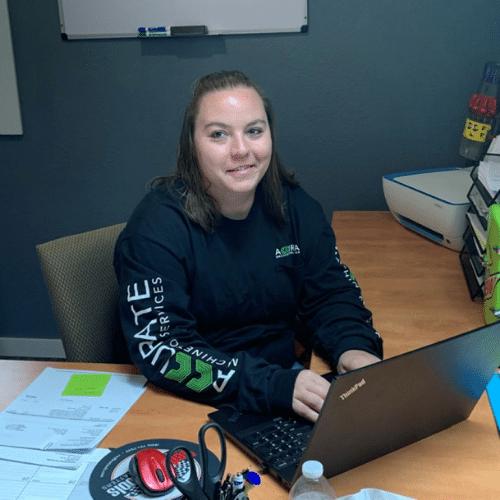 Janelle Ihrcke Administrative Assistant